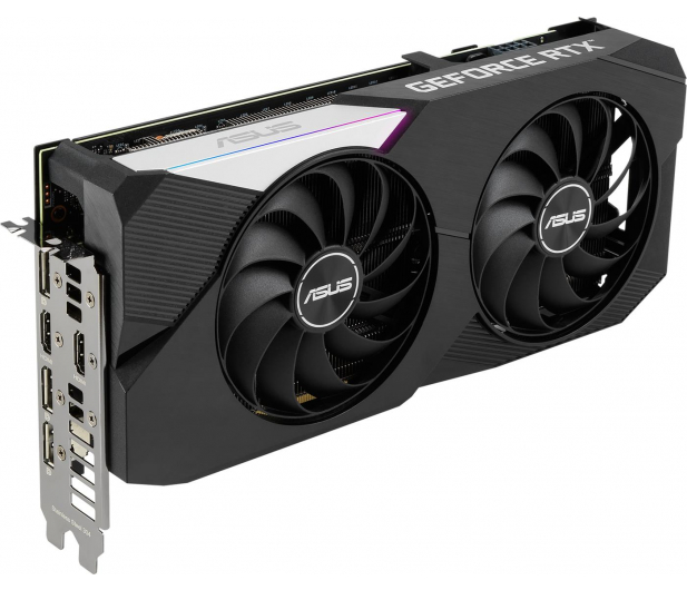 ASUS GeForce RTX 3060 Ti DUAL 8GB GDDR6  - 609943 - zdjęcie 3