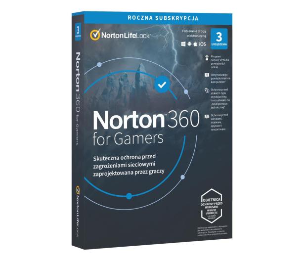 NortonLifeLock   Norton 360 for Gamers - 611707 - zdjęcie