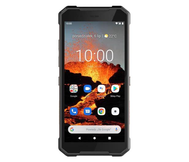 myPhone Hammer Explorer Pro Srebrny - 611432 - zdjęcie 2