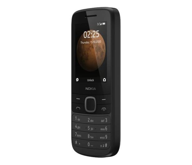 Nokia 225 4G Dual SIM czarny - 612110 - zdjęcie 2