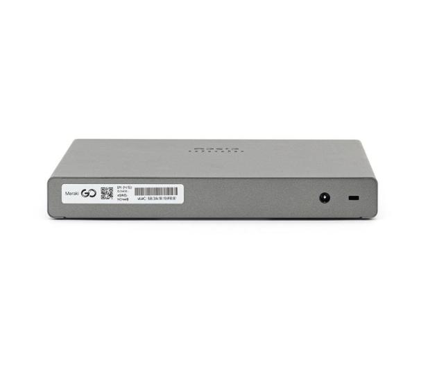 Cisco Meraki Go GS110-8-HW-EU (8x1000Mbit, 2xSFP) - 613500 - zdjęcie 2