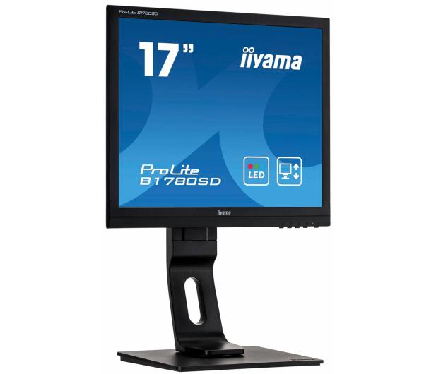 iiyama B1780SD czarny - 261165 - zdjęcie 4