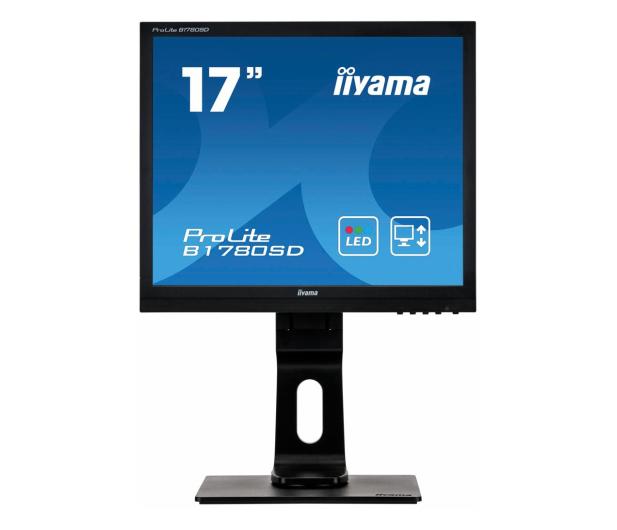 iiyama B1780SD czarny - 261165 - zdjęcie