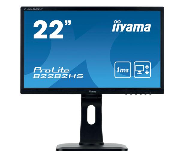 iiyama B2282HS-B1 - 472313 - zdjęcie