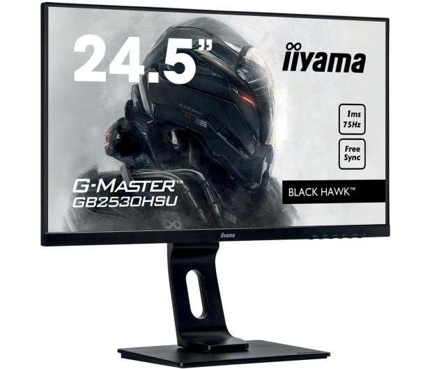 iiyama G-Master GB2530HSU Black Hawk  - 430746 - zdjęcie 4