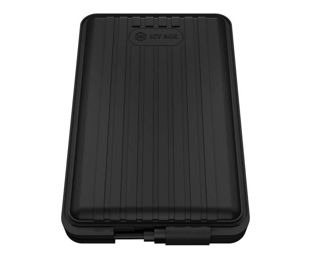 """ICY BOX Obudowa do dysku 2.5"""" (USB-C, IP66) - 541596 - zdjęcie 2"""