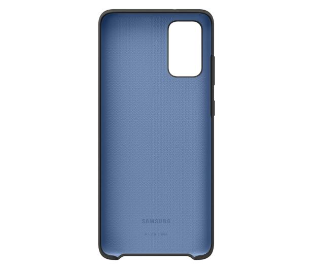 Samsung Silicone Cover do Galaxy S20+ Black  - 544161 - zdjęcie 3