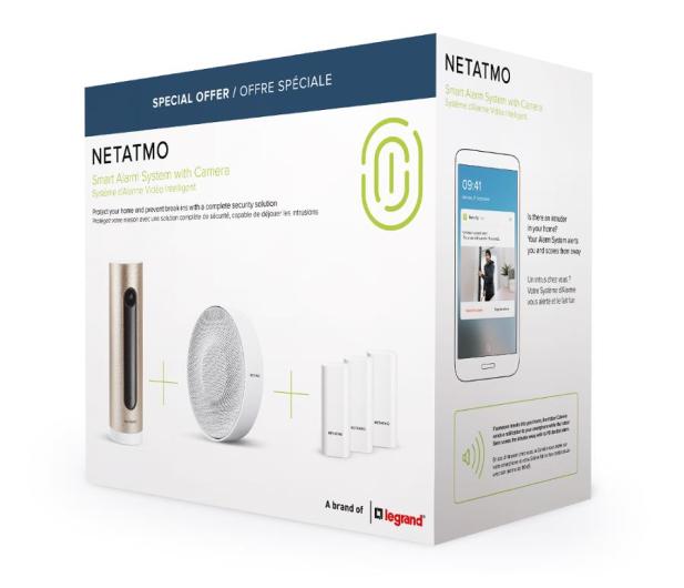 Netatmo Security Smart Home (Welcome + Tags + Siren) - 535363 - zdjęcie 5