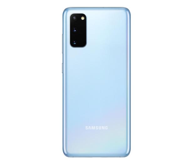 Samsung Galaxy S20 G980F Dual SIM Blue + Clear View Cover - 544321 - zdjęcie 6