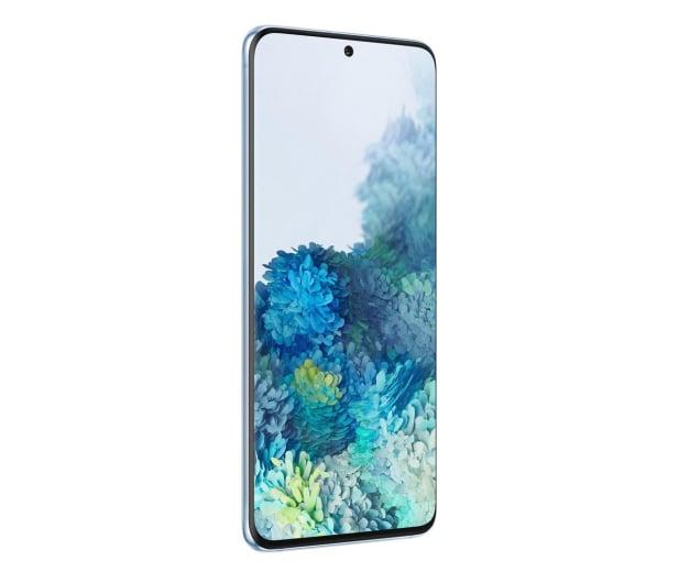Samsung Galaxy S20 G980F Dual SIM Blue + Clear View Cover - 544321 - zdjęcie 5