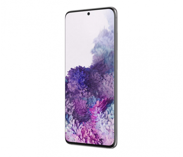 Samsung Galaxy S20 G980F Dual SIM Grey + Clear View Cover - 544322 - zdjęcie 3