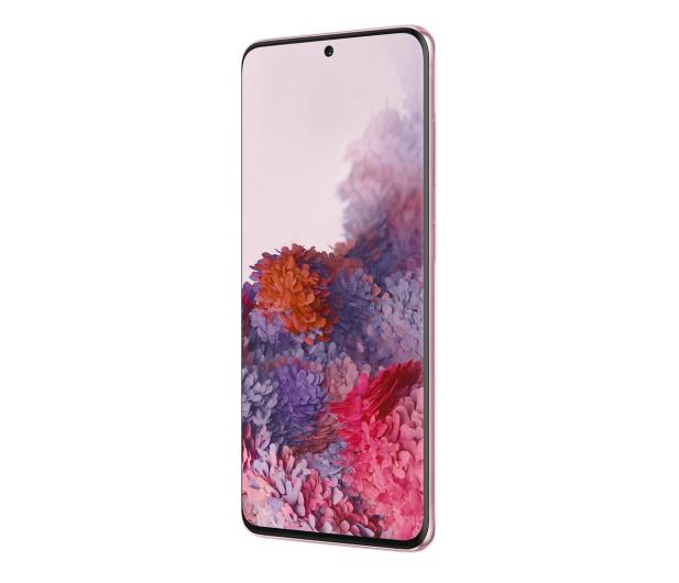 Samsung Galaxy S20 G980F Dual SIM Cloud Pink - 541188 - zdjęcie 2