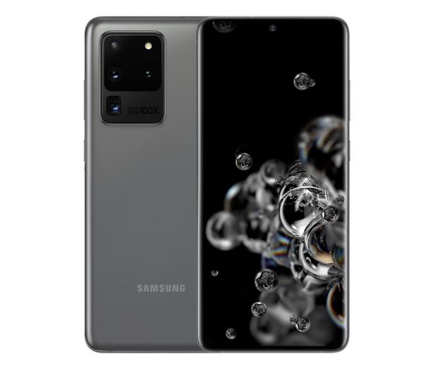 Samsung Galaxy S20 Ultra G988F Dual SIM Cosmic Grey 5G - 541192 - zdjęcie