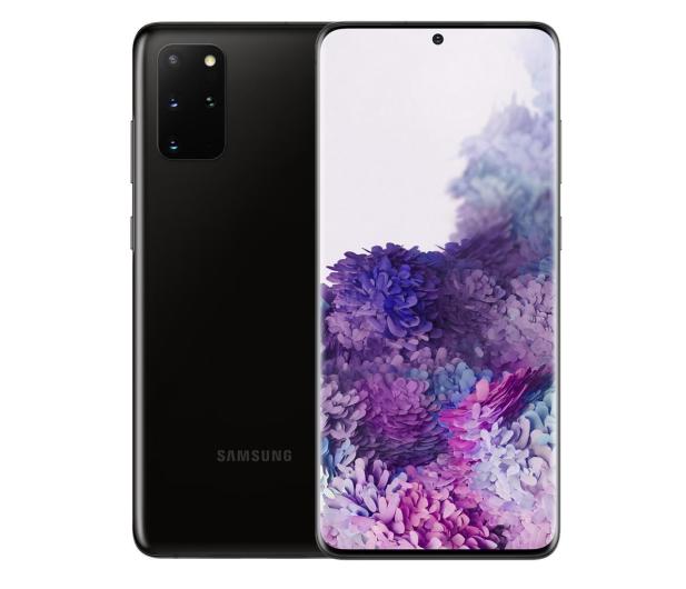 Samsung Galaxy S20+ G985F Dual SIM Cosmic Black - 541191 - zdjęcie