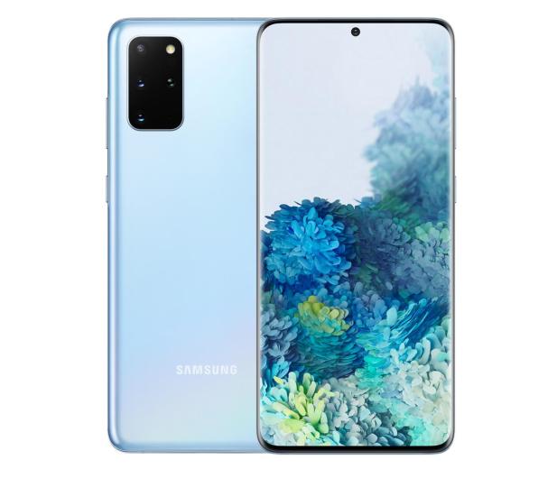Samsung Galaxy S20+ G985F Dual SIM Cloud Blue - 541189 - zdjęcie
