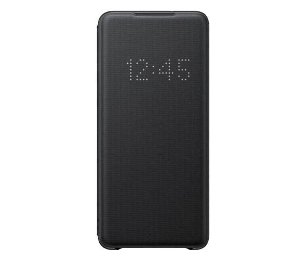 Samsung LED View Cover do Galaxy S20+ Black  - 544148 - zdjęcie