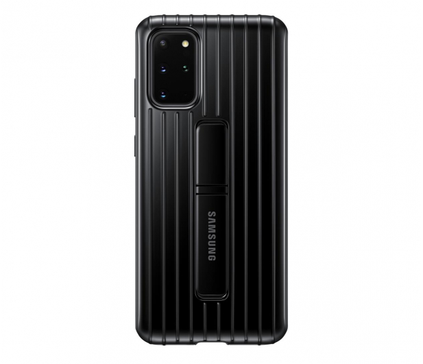 Samsung Protective Standing Cover do Galaxy S20+ Black  - 544159 - zdjęcie