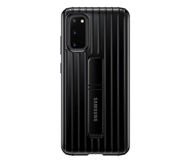 Samsung Protective Standing Cover do Galaxy S20 Black  - 544128 - zdjęcie