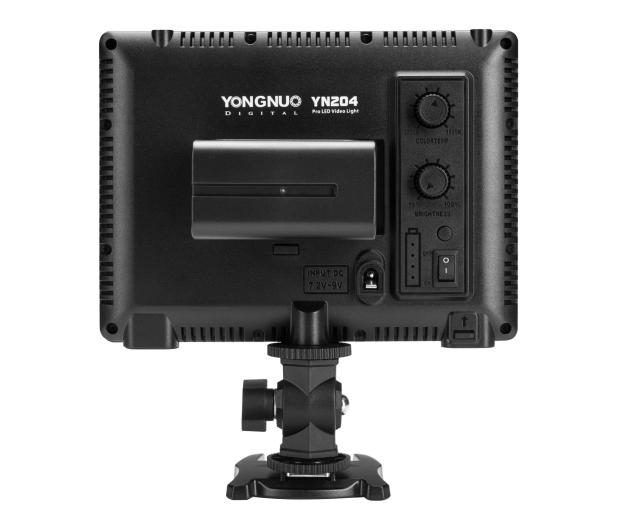 Yongnuo LED YN204 WB (3200K-5500K) - 544037 - zdjęcie 6