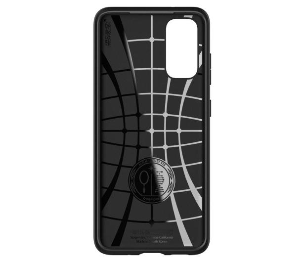 Spigen Core Armor do Samsung Galaxy S20 czarny   - 545095 - zdjęcie 3