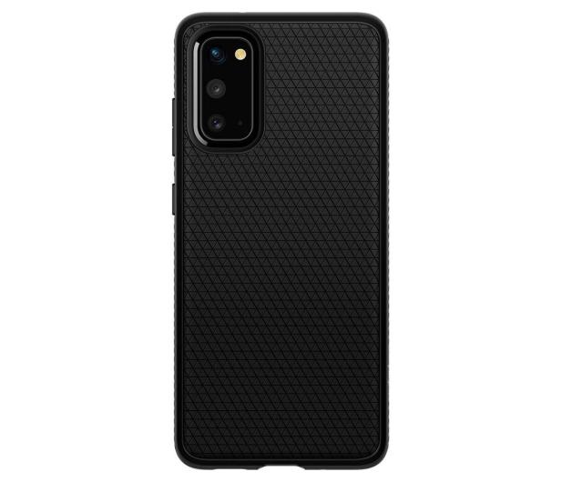 Spigen Liquid Air do Samsung Galaxy S20 czarny   - 545096 - zdjęcie 2
