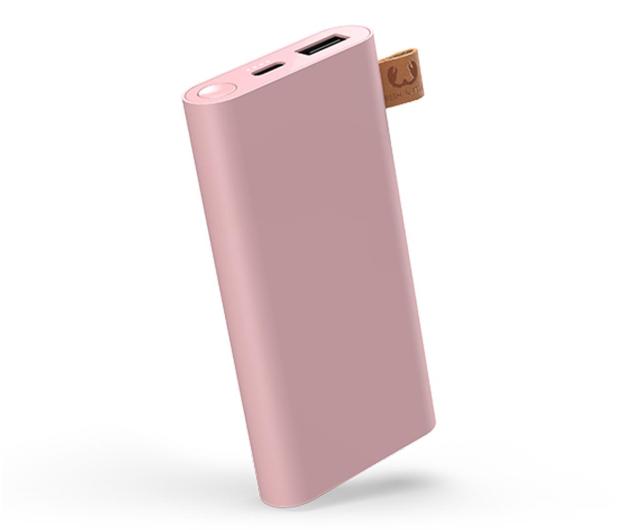 Fresh N Rebel Power Bank 6000 mAh (USB-C, Dusty Pink) - 545690 - zdjęcie