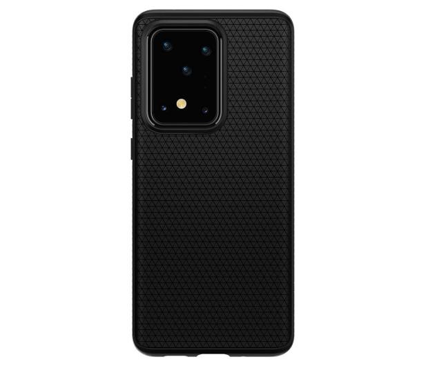 Spigen Liquid Air do Samsung Galaxy S20 Ultra czarny   - 545108 - zdjęcie 2