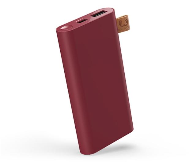 Fresh N Rebel Power Bank 6000 mAh (USB-C, Ruby Red) - 545693 - zdjęcie