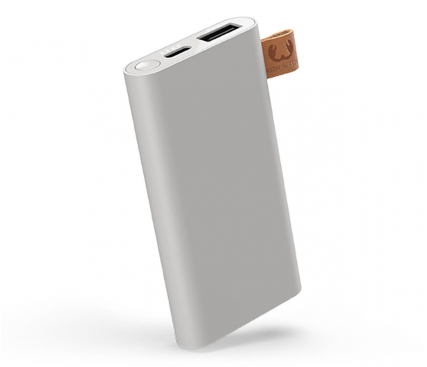 Fresh N Rebel Power Bank 3000 mAh (USB-C, Ice Grey) - 545682 - zdjęcie