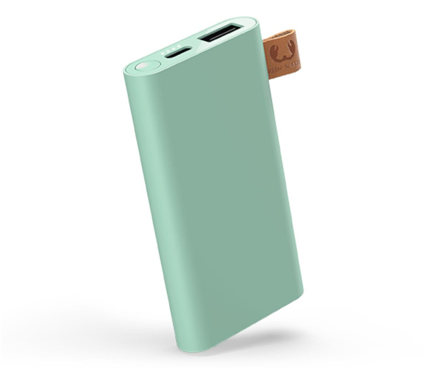 Fresh N Rebel Power Bank 3000 mAh (USB-C, Misty Mint) - 545684 - zdjęcie