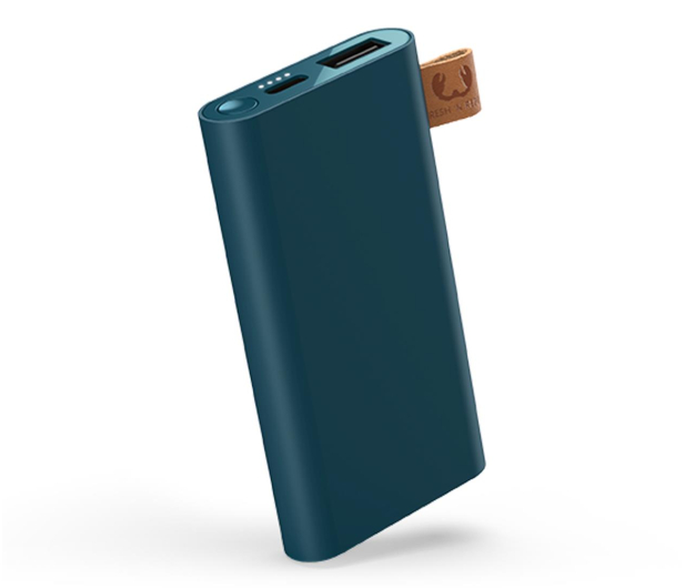 Fresh N Rebel Power Bank 3000 mAh (USB-C, Petrol Blue) - 545685 - zdjęcie
