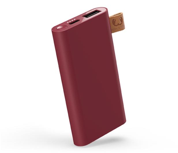 Fresh N Rebel Power Bank 3000 mAh (USB-C, Ruby Red) - 545686 - zdjęcie