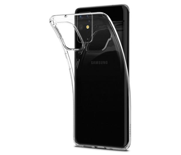 Spigen Liquid Crystal do Samsung Galaxy S20+ Clear   - 545117 - zdjęcie 6