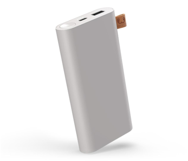 Fresh N Rebel Power Bank 12000 mAh (USB-C, Ice Grey) - 545697 - zdjęcie