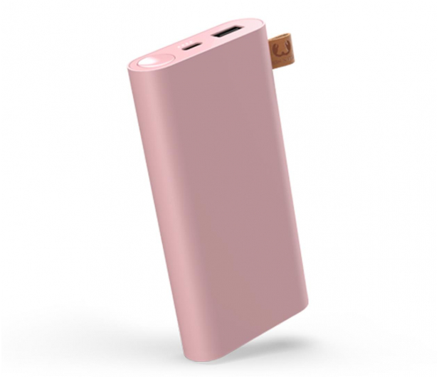 Fresh N Rebel Power Bank 12000 mAh (USB-C, Dusty Pink) - 545698 - zdjęcie