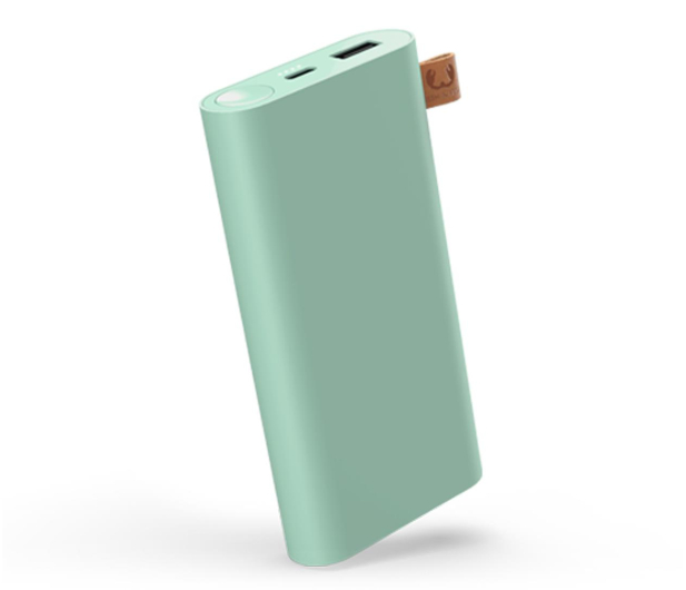 Fresh N Rebel Power Bank 12000 mAh (USB-C, Misty Mint) - 545699 - zdjęcie