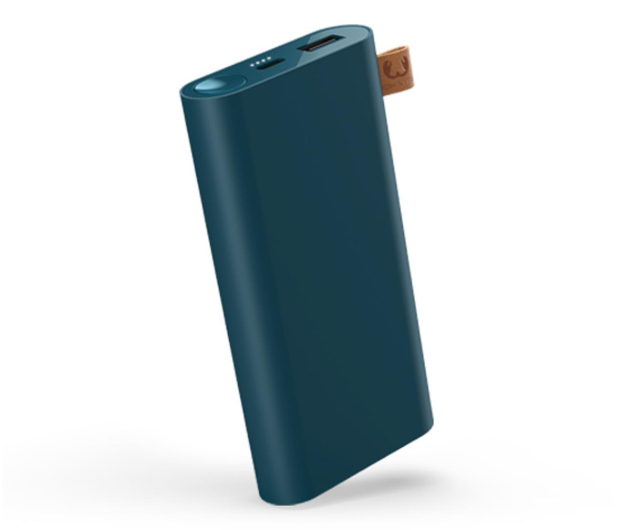 Fresh N Rebel Power Bank 12000 mAh (USB-C, Petrol Blue) - 545700 - zdjęcie
