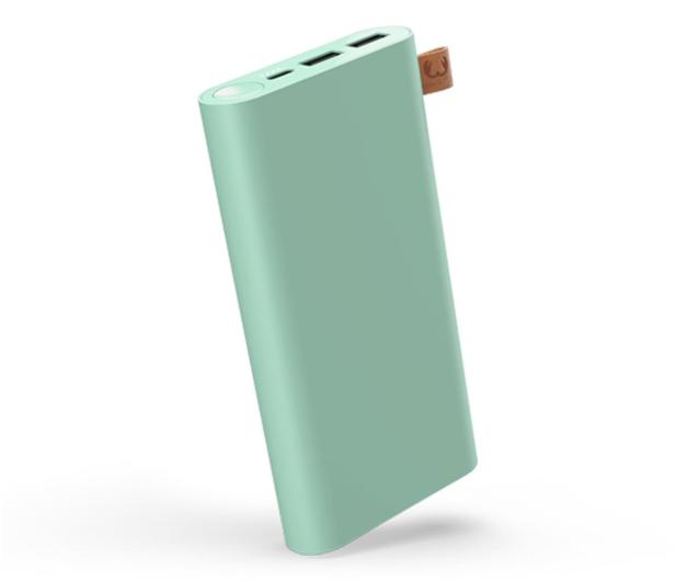 Fresh N Rebel Power Bank 18000 mAh (USB-C, Misty Mint) - 545705 - zdjęcie