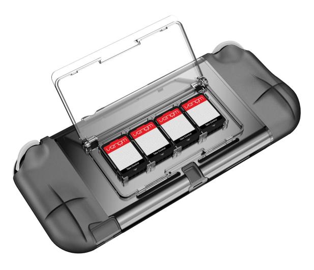Venom Switch Lite Futerał + szkło ochronne  - 545482 - zdjęcie 3