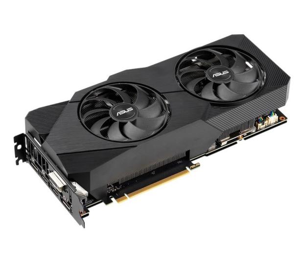 ASUS GeForce RTX 2070 Dual 8GB GDDR6 - 545142 - zdjęcie 2
