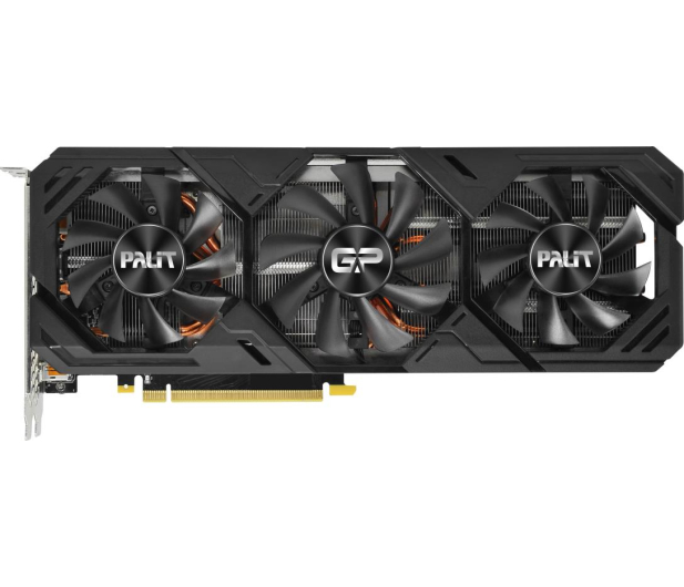 Palit GeForce RTX 2080 SUPER Gaming Pro OC 8GB GDDR6 - 545556 - zdjęcie 6