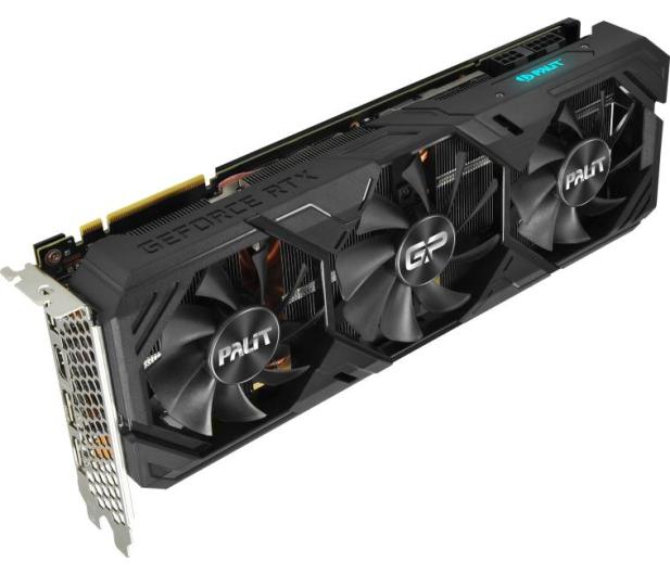 Palit GeForce RTX 2080 SUPER Gaming Pro OC 8GB GDDR6 - 545556 - zdjęcie 5