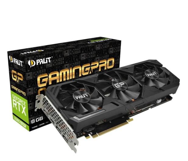 Palit GeForce RTX 2080 SUPER Gaming Pro OC 8GB GDDR6 - 545556 - zdjęcie
