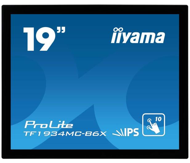 iiyama TF1934MC-B6X dotykowy open frame - 544462 - zdjęcie 7