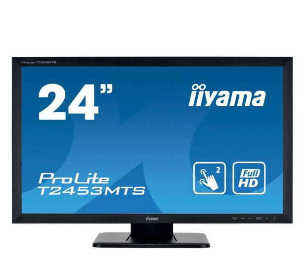 iiyama T2453MTS-B1 dotykowy - 517999 - zdjęcie