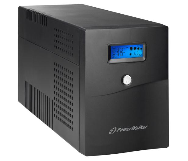 Power Walker LINE-INTERACTIVE (3000VA/1800W, 4x Schuko, LCD) - 544729 - zdjęcie 3