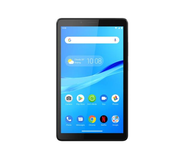 Lenovo Tab M7 MT8765/1GB/16GB/Android Pie LTE Platynowy - 545528 - zdjęcie 2