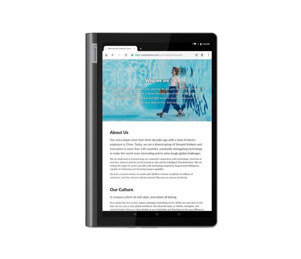 Lenovo Yoga Smart Tab 439/3GB/32GB/Android Pie WiFi - 545534 - zdjęcie 7