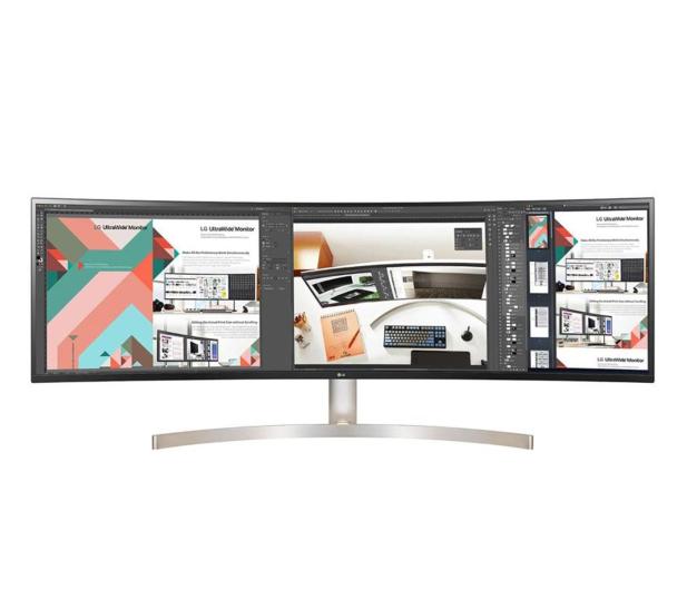 LG 49WL95C-W Curved HDR10 - 545079 - zdjęcie