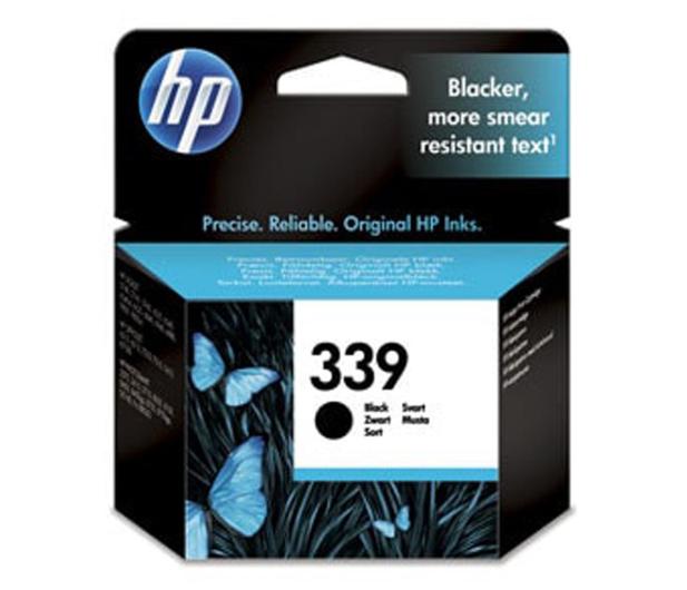HP 339 czarny 21ml - 6111 - zdjęcie